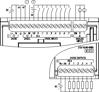 91696622 on dc power supply connectors diagram
